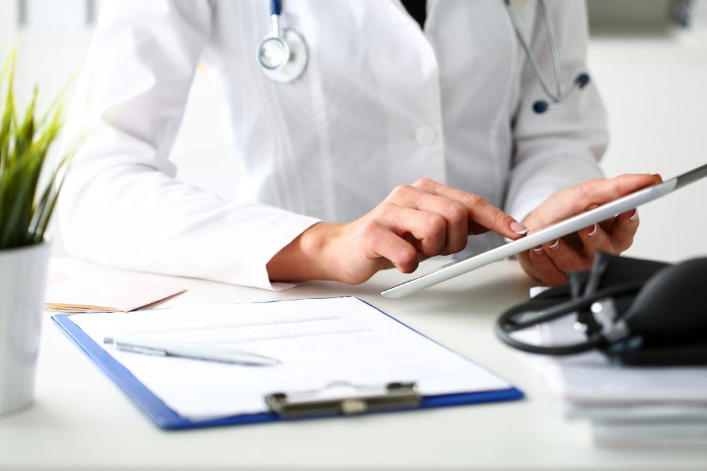 Medico trabajo empresa