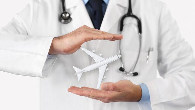 cubrir personal médico